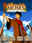 Moses Interactive Storybook for the iPad by Audacese