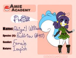 Amie Academy - Abigail Williams by RaccoonaMatata