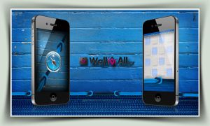 Compass_iPhone by WallforAll