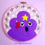 LSP Embroidery by iggystarpup