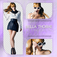 Photopack png 01: Bella Thorne by OverboardPhotopacks