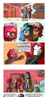 Chapter 1 Page 28 to 32 by glitchyberry