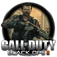 Call of Duty Black Ops 2 Icon by DudekPRO