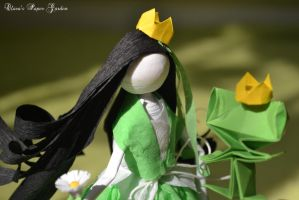 Frog Prince by cridiana