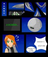 Kim Possible Skygrasper 1-4 by dvdIce