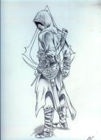 Altair assassin's creed by MartyIsi
