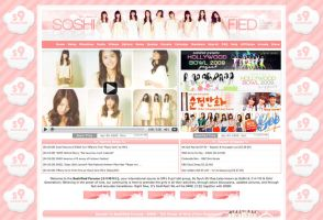 Cloud9 Pink Layout by soshified