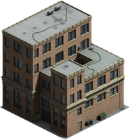 Isometric building by varivar