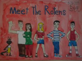 Meet The Rotens by BARproductions