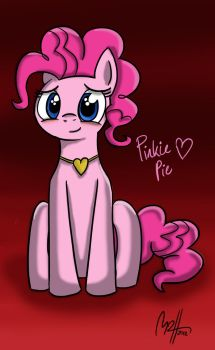 Pinkie Pie on Valentines by MateusUK