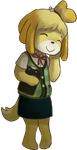 Isabelle by nyachan93