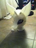 Unicorn-kitty fursuit WIP by s-t-e-f-f