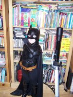 Batman Begins kid's costume by DaveGrasso