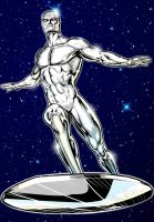 Silver Surfer Prestige Series 2.0 by Thuddleston