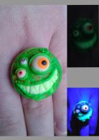 Creepy Pea. by CzBaterka
