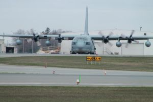 KC-130T Head on by tdogg115