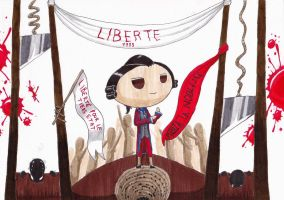1789, Robespierre by Ortie555GI