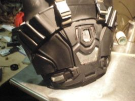 TxR advanced riot power armor WIP by drnightshade
