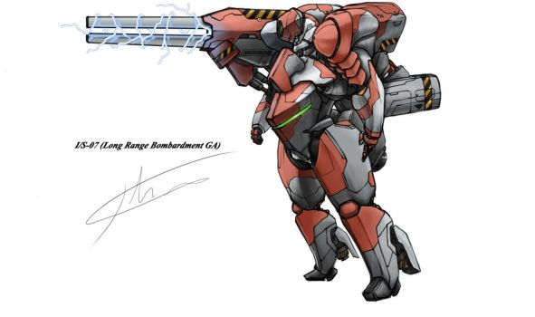 I/S-07 red by hhello
