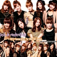Girls Generation (SNSD) Png's/Renders by Soheecita