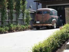 Ratty GMC Panel Truck by KyleAndTheClassics