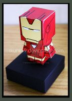 ironman by skunk19