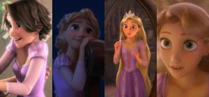 Rapunzel. tangled by Midnightrosesblood