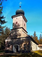 Maria Rast forest chapel by patrickjobst