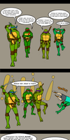 Alien Ninja Turtles by Bonez1925