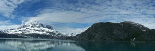 Black Glacier by allisonosilla