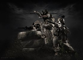 Army by doedyjepang