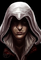 Ezio Auditore da Firenze by DEugenio