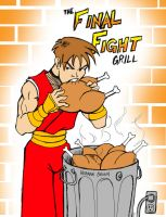 Final Fight Grill by Ninjasmacks