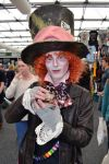 Mad Hatter Cosplay at the 2014 Sydney Oz Comic Con by rbompro1