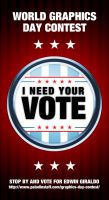I need your VOTE by bazikg