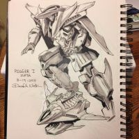 March of Robots 19/31 by Mecha-Zone