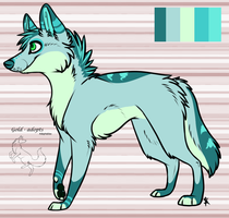 custom for WhoIAm923 by gold-adopts