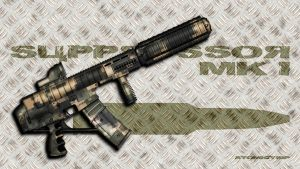 Suppressor Mk I v.2 by atomictrip