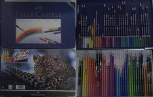 My Color Pencils by KiteH4cK