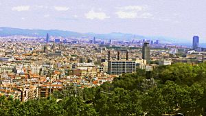 From the Teleferic de Montjuic by woodsman2b