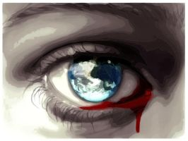 the Tear of Earth, vectorized by oufve