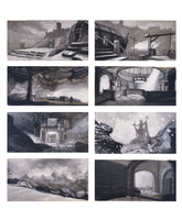 Skyrim studies by ordinaryriches