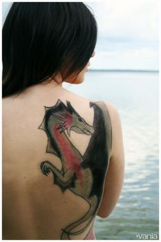 Body art by Trance-Vania