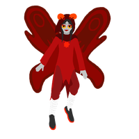 Aradia Megido God Tier by GrayAoi