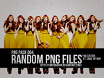 PNG Pack 004 - Tiffany by fanydragon