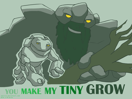 DOTA 2 Valentines - Tiny by shelzie