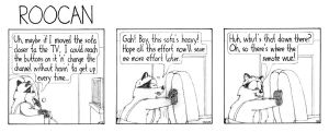Roocan Strip 152 by BruBadger
