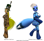 Second Life Malaysian Bronies by IndigoMystiere