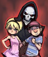 Billy and Mandy by ManiacPaint