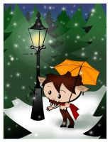 Mr. Tumnus by Thiefoworld